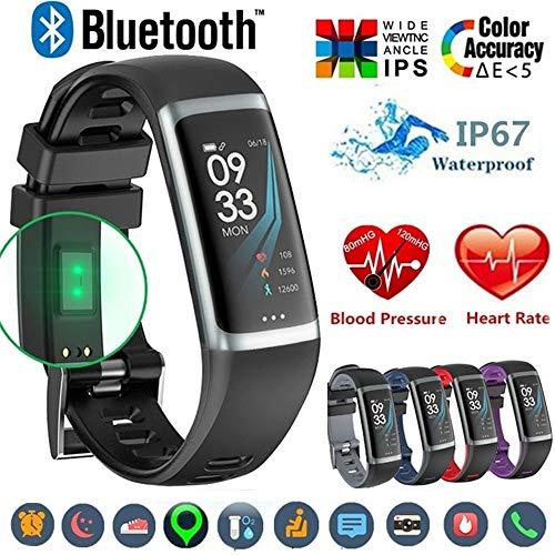 c540e88bf RENYAYA Smart Band G26 Android IOS Heart Rate Fitness Bracelet with ECG  Sleep Monitor Fitness Tracker