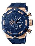 Azul / Oro Rosa Super Sportivo Relojes de Brera Orologi