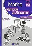 Maths CE2 Méthode de Singapour - Exercices, Fichier photocopiable