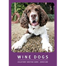Wine Dogs Boxed Greeting Cards Series One by Craig McGill & Susan Elliott (2007) Hardcover