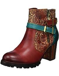 Zapatos rojos Laura Vita para mujer FF4YT2F