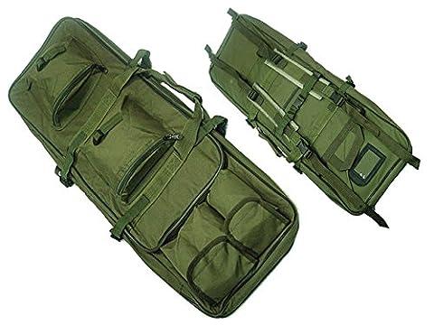 Taktische 85 cm Rifle Sniper Tragetasche Gun Bag Nylon Double