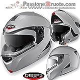 Casco modulare Caberg Modus Gun metal Grigio S helmet casque...