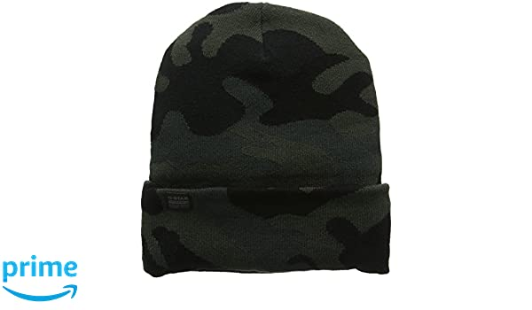 Mens Originals Sp Effo Skullies and Beanies, Multicoloured (Asfalt/Carbon Ao), One Size G-Star