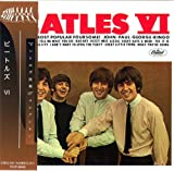 BEATLES VI NEW RLS CD MINI LP OBI