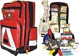 Erste Hilfe Notfallrucksack für Jugendgruppen u. Zeltlager - Plane