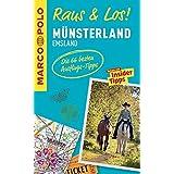 MARCO POLO Raus & Los! Münsterland, Emsland: Guide und große Erlebnis-Karte in praktischer Schutzhülle