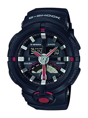 Casio Herren-Armbanduhr GA-500-1A4ER (Casio G-shock Ga-100-1a4er)