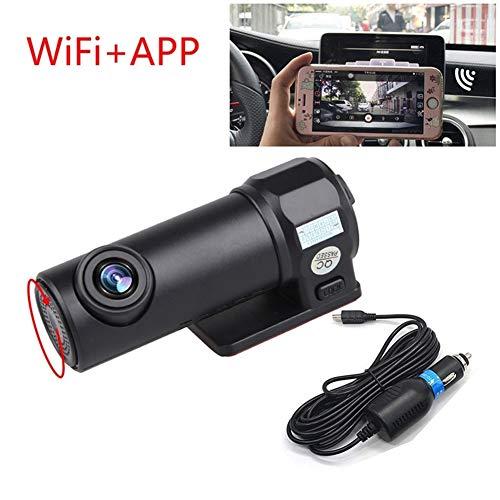 Digital Auto-kamera-dvr (1080P in Car Dash Cam Kamera DVR Digital Fahren Video Recorder WIFI verstecktes USB-Auto 170 Grad-Weitwinkelmonitor Nachtsicht-DVR-Kamera)