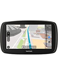 TomTom GO 50 S 5 Portable Vehicle GPS with Lifetime Maps & Traffic (Factory Refurbished) by TomTom