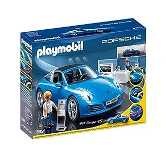 Playmobil Porche – Porsche 911 Targa 4S