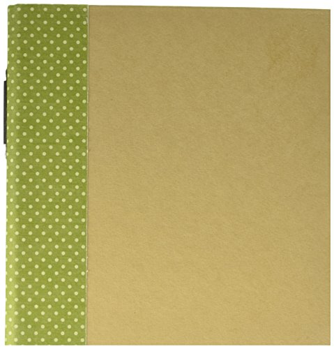 Echo Park Paper My Story Book 2Album Foto Tagebuch 6x 8-inch-green Dot -