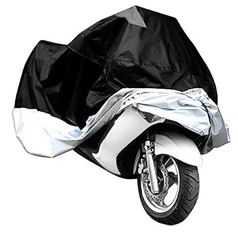Generic dyhp-a10-code-3372-class-1-- Taille XL + Sac Housse de pluie Xtra XL UV pour moto vélo pour la poussière Moteur TOR B imperméable UV la poussière orcycle–-dyhp-uk10–160819–1349