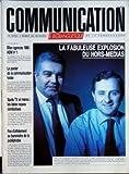 Telecharger Livres COMMUNICATION No 113 du 27 02 1989 LA FABULEUSE EXPLOSION DU HORS MEDIAS P D HUMIERES ET P D ELME BILAN AGENCES 1988 HDM NUMERO 1 LE POSTER DE LA COMMUNICATION TOTALE SPOTS TV ET MEMO LES IDEES RECUES COMBATTUES PAS D AFFOLEMENT AU BAROMETRE DE LA PLUBLIPHOBIE (PDF,EPUB,MOBI) gratuits en Francaise