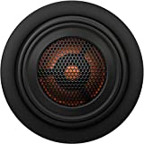 JBL Club 750T In-Car 3/4-Inch (19 mm) Tweeter Component Stereo Speakers Surface Mount/Flush Mount  - Black (Pack of Two)