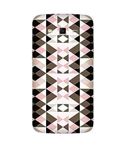 Pink Brown Pattern-1 Samsung Galaxy Grand 2 Case