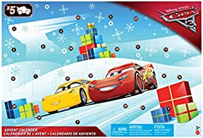 Mattel Disney Cars FGV14 - Disney Cars 3 Adventskalender