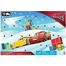 Disney Cars 3 FGV14 Calendario dell'Avvento