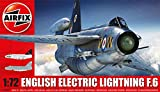 Airfix A05042 - Modellbausatz English Electric Lightning F6