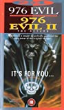 976 Evil/976 Evil II - The Return [VHS]