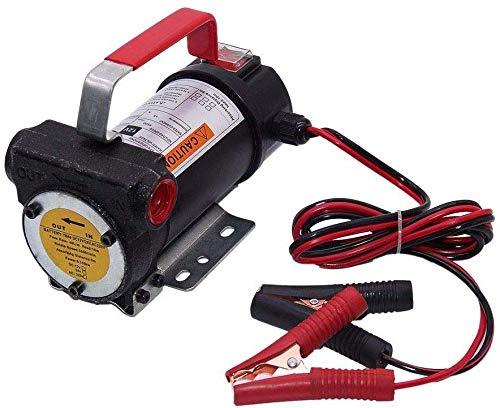 Relaxbx 40L / min 12V Pompa Diesel Pompa Olio combustibile Pompa estrattore Olio Pompa Carburante Pompa Olio Pompa per Usi autonomi Pompa aspirazione Olio per Riscaldamento Olio per Riscaldamento