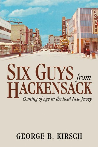 Six Guys From Hackensack: Coming of Age in the Real New Jersey (English Edition) - Infinity Jersey