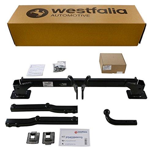Westfalia 313433900113Feste Swan Anhängerkupplung