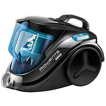 Rowenta Compact Power Cyclonic Aspirateur cyclonique compact sans sac No bleu/noir