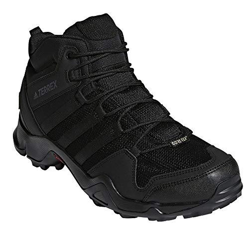 Preisvergleich Produktbild adidas outdoor Mens Terrex AX2R Mid GTX Shoe (8 - Black / Black / Black)