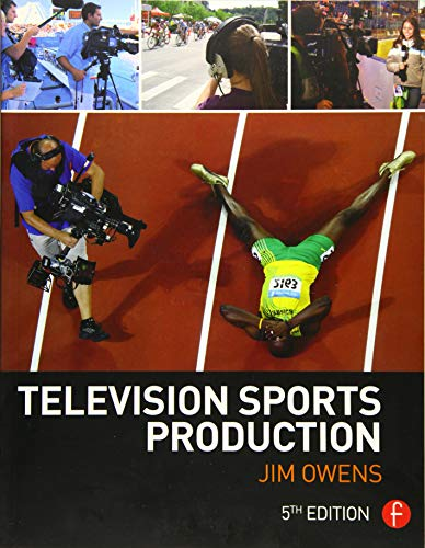 Television Sports Production Remote Unit-video