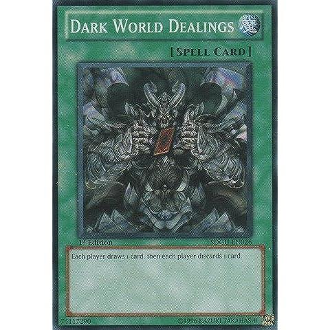 Yu-Gi-Oh! - Dark World Dealings (SDGU-EN026) -