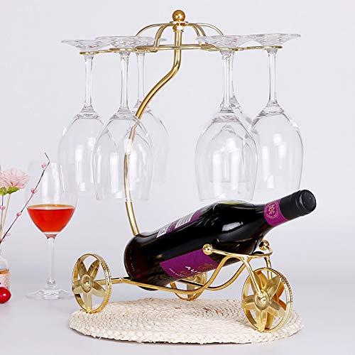 Mercedes Cup Cup vino rosso arte multifunzione vino decorazione della casa regali matrimonio vino portabicchieri bar appeso cup holder vassoio di vino indoor soggiorno desktop cucina espositore