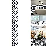 LianLe Stickers Carrelage Auto-adhésive pour Décoration Mural de Salon Cuisine Salle de Bain