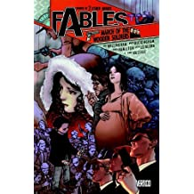 Fables Vol. 4: March of the Wooden Soldiers (Fables (Graphic Novels)) by Bill Willingham (2004) Paperback
