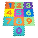Play Met Numbers Floor Puzzle, Set of 10 Pics