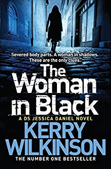 The Woman in Black (Jessica Daniel Series) von [Wilkinson, Kerry]