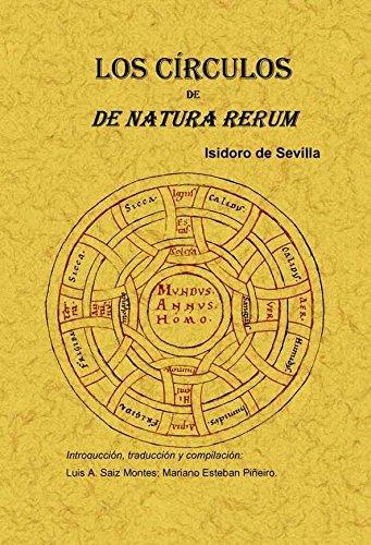 Los círculos de Natura Rerum por Isidoro de Sevilla