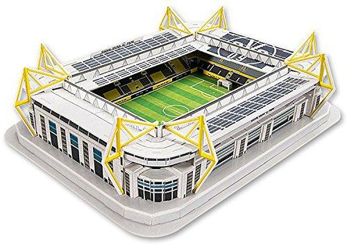 BVB BORUSSIA DORTMUND 3D-STADIONPUZZLE (Lego-geburtstag-kuchen-dekorationen)