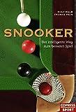 Snooker: Der intelligente Weg zum besseren Spiel