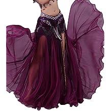 224f61fd8 Amazon.es: Falda Danza Oriental - Multicolor