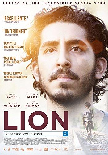 Lion - La Strada Verso Casa (Blu-Ray)