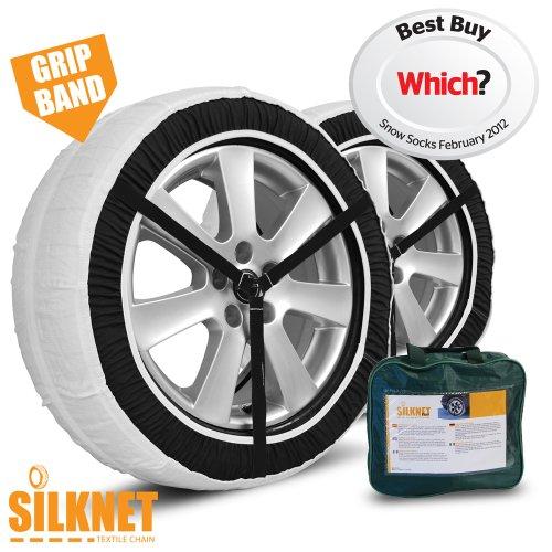 Silknet nieve calcetines–tamaño 110–Premiado 'que mejor c