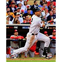 The Poster Corp Derek Jeter 2014 MLB All-Star Game Action Photo Print (40,64 x 50,80 cm)