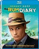 The Rum Diary [Blu-ray] [Import italien]