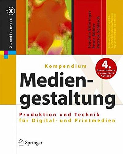 Kompendium der Mediengestaltung: Produktion und Technik für Digital- und Printmedien (X.media.press) Kamera-management-software