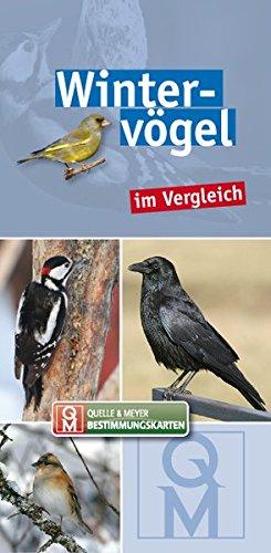 Wintervögel im Vergleich (Quelle & Meyer Bestimmungskarten)