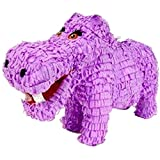 Pinatas Hippo, Purple
