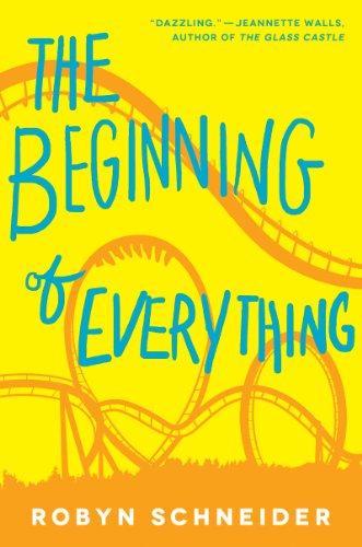 Buchseite und Rezensionen zu 'The Beginning of Everything' von Robyn Schneider