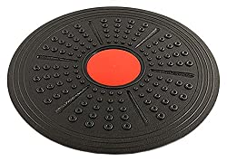 SAHNI SPORTS Plastic Balance Board, 40 cm, Multi-Color