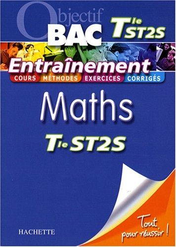 Maths Tle ST2S par Gérard Guilhemat, Grégory Viateau, Alain Vidal